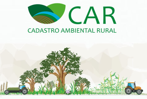Prazo prorrogado para inscrição no Cadastro Ambiental Rural – CAR